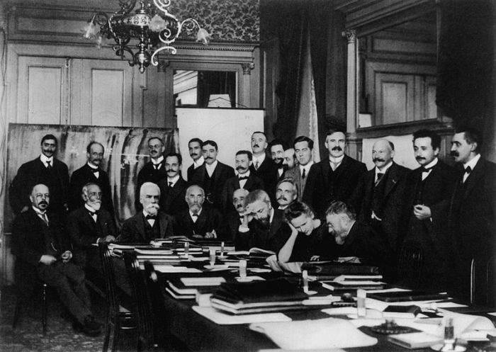 Conferinta Solvay