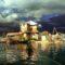 Insula plutitoare făcută din 100.000 de PET-uri de plastic featured_compressed