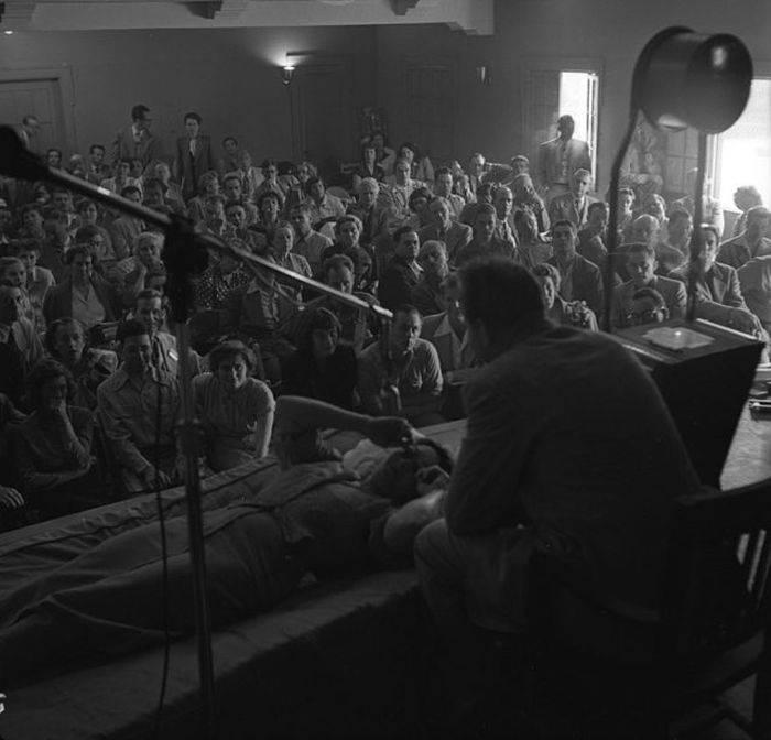L. Ron Hubbard, fondatorul scientologiei