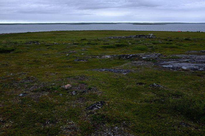 Lacul Angikuni