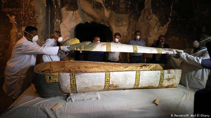 Morminte faraoni 2