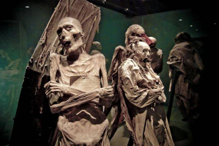 Mumii Mexic