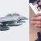 Un F-16 olandez și-a ajuns din urmă proiectilele, lovindu-se de ele featured_compressed
