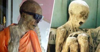 5 cele mai misterioase mumii din lume
