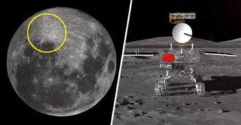 """Astronomii au detectat pe Lună """"un obiect uriaș"""", sub un crater"""