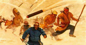 Căutând să creeze elixirul nemuririi, chinezii au inventat praful de pușcă