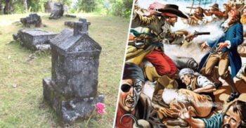 Cimitirul piraților din Madagascar, locul de veci al celor mai celebri corsari