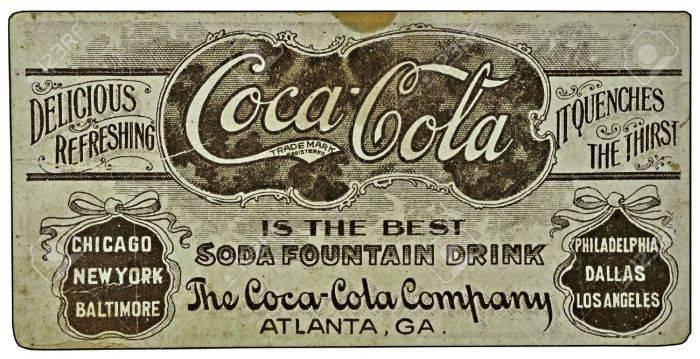 Curiozitati despre Coca-Cola - reclama