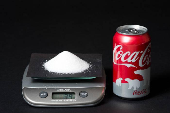 Curiozitati despre Coca-Cola - zahar