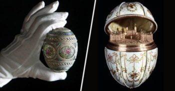 Istoria prețioaselor ouă Fabergé, cele mai faimoase bijuterii din lume