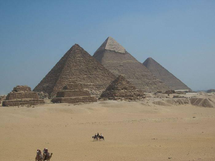 Piramida de la Giza