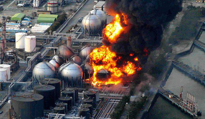 dezastrul de la Fukushima