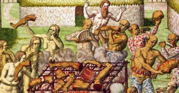 10 episoade din istoria canibalismului uman