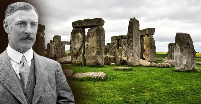 Cecil Chubb omul care a cumpărat Stonehenge drept cadou pentru soția sa