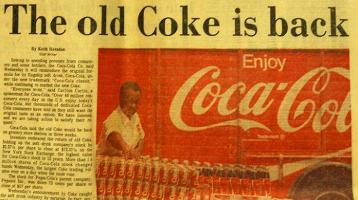 Coca Cola Clasica
