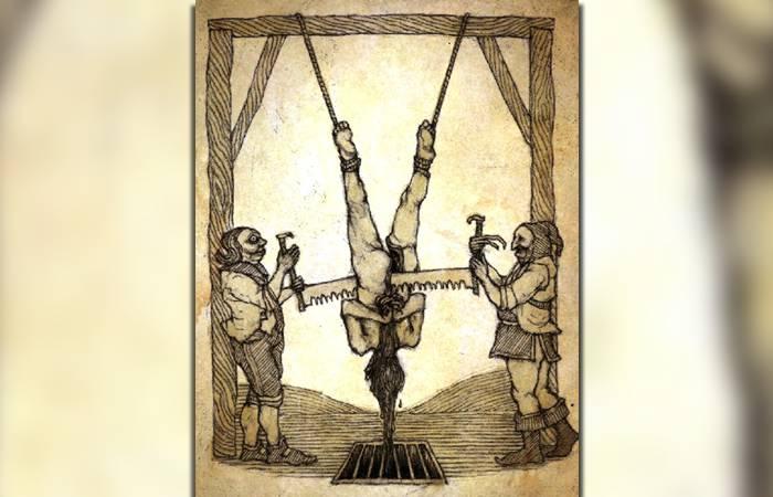 Instrumente de tortura - fierastraul