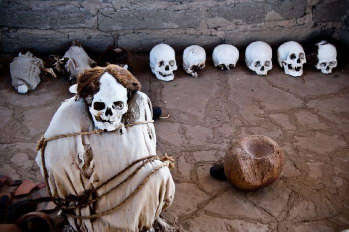 Mumiile Chauchilla