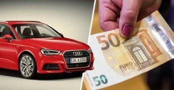 O femeie din Germania a încercat să cumpere o mașină cu 15.000 de euro scoși la imprimantă