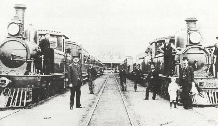 Pasageri tren