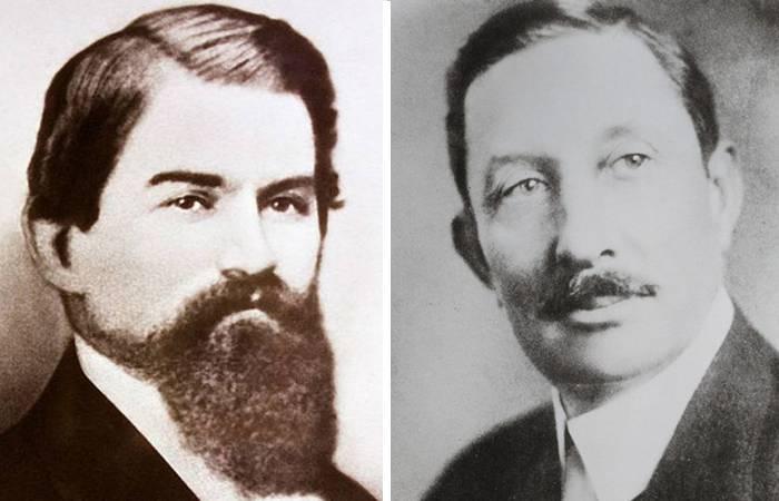 Pemberton si Bradham