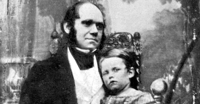 Povestea tristă a descoperirilor lui Darwin despre incestul din familia sa featured_compressed