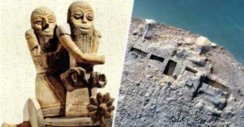 Seceta din Irak a scos la iveală un palat de 3.400 de ani al unui imperiu misterios
