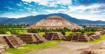 Secretele îngropate la Teotihuacan: Lacurile de mercur și sacrificiile umane