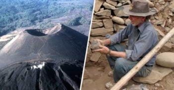 Vulcanul artificial din Peru: O structură antică misterioasă, unică în lume