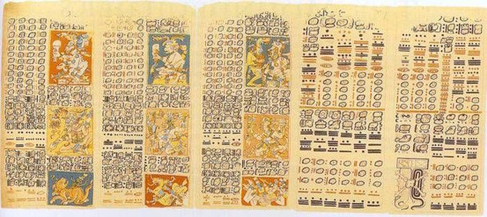 cele mai misterioase manuscrise