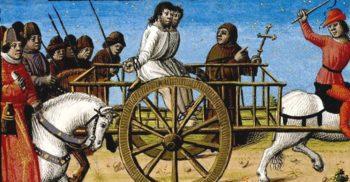 10 metode de execuție aplicate în Evul Mediu
