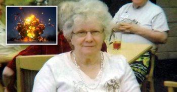 A donat cadavrul mamei sale pentru cercetări neurologice, dar l-au folosit la testarea bombelor