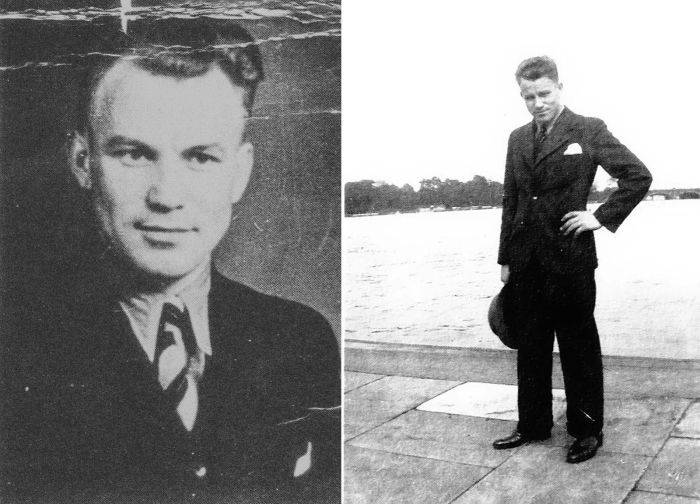 August Landmesser, omul care a refuzat să-l salute pe Hitler