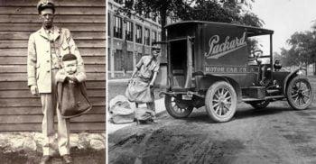 Ciudățeniile secolului XX: Părinții care își expediau copiii la bunici prin poștă