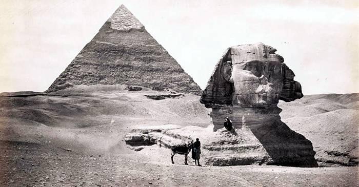 Marea Piramidă din Egipt, cea mai enigmatică dintre minunile Antichității featured_compressed