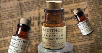 "Radithor, ""energizantul"" radioactiv care, de fapt, te omora"