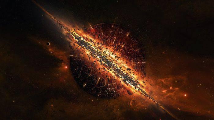 Sfarsitul universului