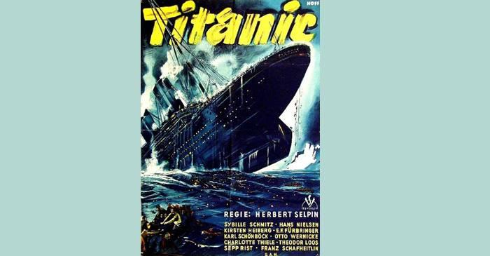 Titanic afis