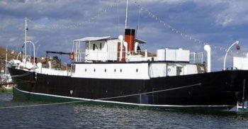 Yapura, vasul care funcționează cu balegă drept combustibil