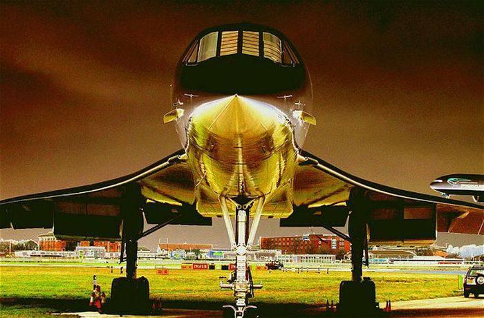 Avionul Concorde