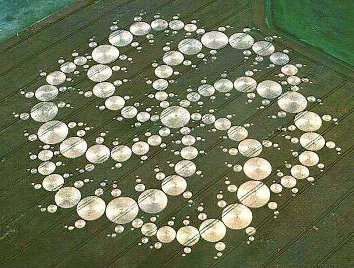 cercurile din lanuri