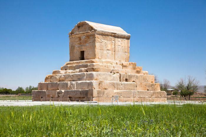 mormântul lui Cirus cel Mare
