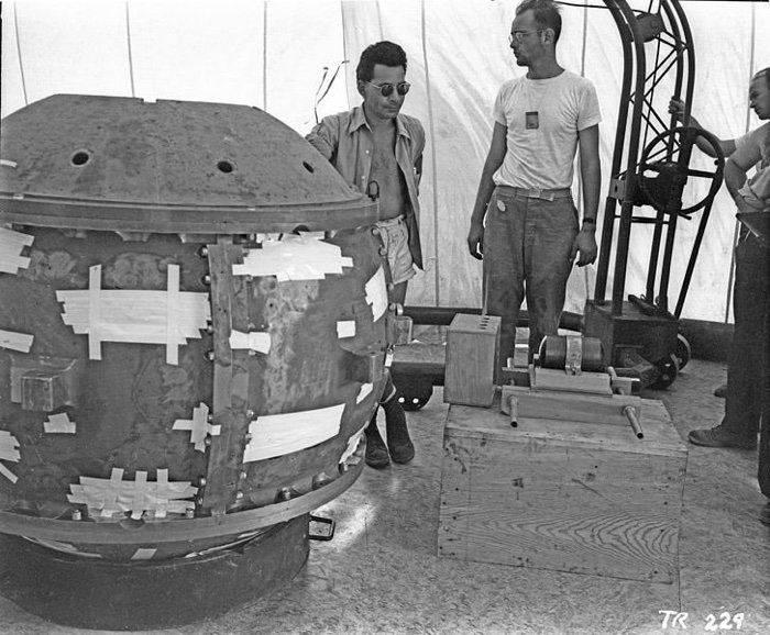 Miezul-demon, a treia bombă nucleară care ar fi trebuit să lovească Japonia