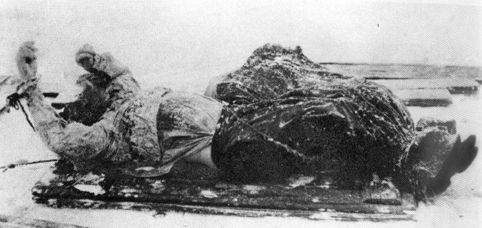 moartea lui Grigori Rasputin