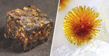 20 de minerale cu aspect deosebit: bijuterii în stare naturală
