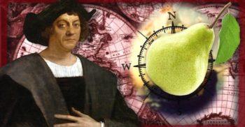 5 curiozități despre Cristofor Columb, care a crezut că Pământul are formă de pară