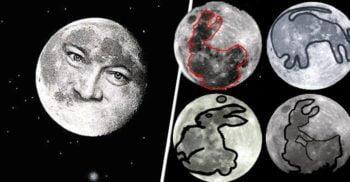 5 lucruri văzute de oameni pe suprafața Lunii