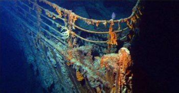 Bacteriile mănâncă Titanicul. În curând, epava ar putea să dispară