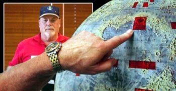 Dennis Hope, omul care a devenit milionar vânzând teren pe Lună