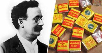 Julius Maggi, geniul nebun care a inventat celebrele cuburi pentru supă