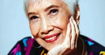 La 96 de ani, această femeie este cel mai bătrân fotomodel din Asia